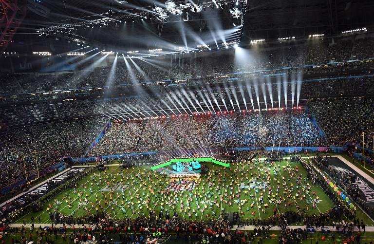 Nos hizo recordar, Justin Timberlake homenajeó a Prince en el show del Super Bowl 000_YS7JP