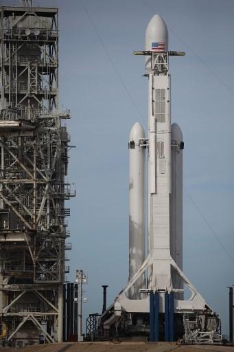 3, 2, 1... prepara SpaceX el primer lanzamiento del cohete Falcon Heavy 063_914643006