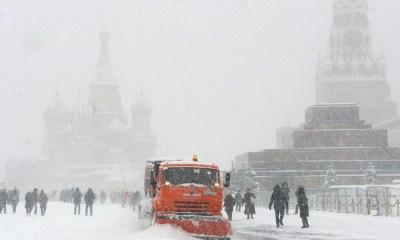Nevada en Moscú
