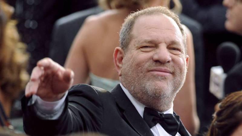 ¡Justicia! Nueva York demanda a Harvey Weinstein y a su empresa por no proteger a empleados de acoso sexual 1512579300_403436_1512638327_noticia_fotograma