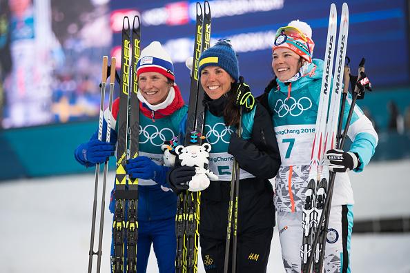 Ella es la primera ganadora de los Juegos Olímpicos de Invierno 2018 916469260
