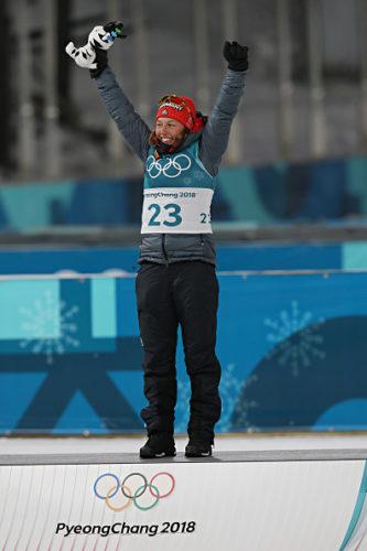 Ella es la primera ganadora de los Juegos Olímpicos de Invierno 2018 916544744-333x500