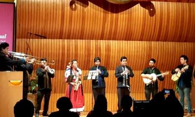 concierto de la orquesta Uaripeni