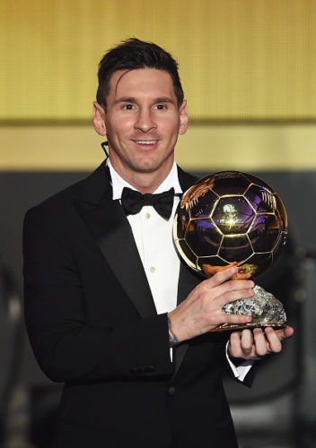 ¡Visca Barça! Hace 17 años Messi llegó al Barcelona 504767804-352x500