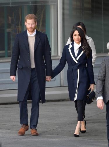 Estos serán los deberes de Meghan Markle cuando se case con el Príncipe Harry 929257050-373x500