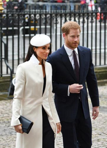 Estos serán los deberes de Meghan Markle cuando se case con el Príncipe Harry 931927884-363x500