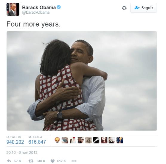 Porque todos merecen su día: Feliz Día internacional de los tuiteros Barack-Obama-en-Twitter