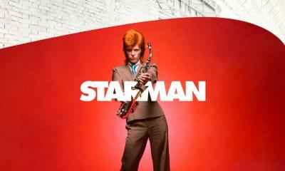 "Llega ""Starman"" de David Bowie"
