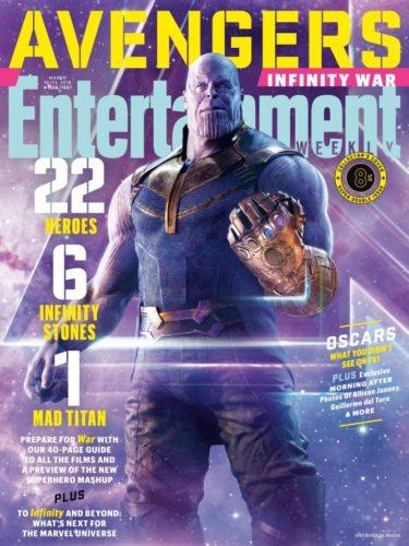 """Lanzan nuevas imágenes de """"Avengers: Infinity War"""" a menos de 50 días de su estreno ew1506_thanos_712839217303212-1-375x500"""