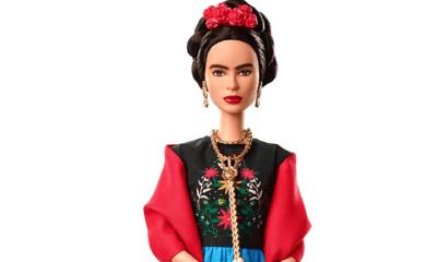 Barbie Frida Kahlo, Frida Kahlo, Barbie, Inspiring Women