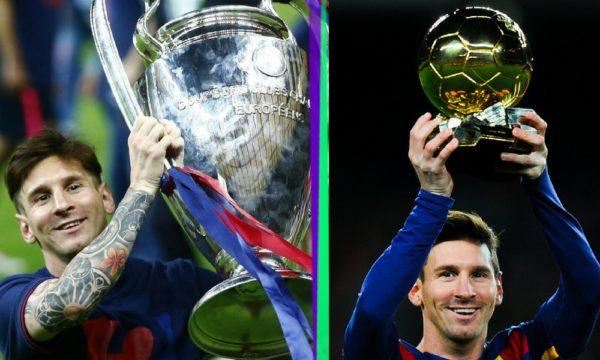 ¡Visca Barça! Hace 17 años Messi llegó al Barcelona huu-600x360