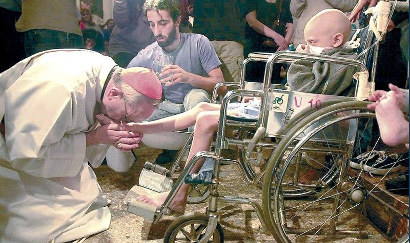 Hace 5 años que Bergoglio es Papa y estos son 5 datos que nos han sorprendido de él papa-y-1a-jornada-mundial-del-enfermo