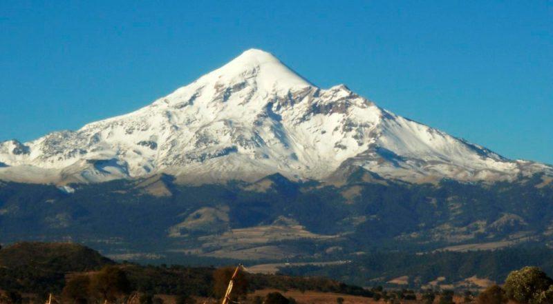 Surge algo nuevo para la historia: hallan sitio arqueológico en el Pico de Orizaba pico
