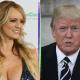 Stormy Daniels demandó a Donald Trump