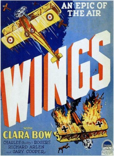Las 5 categorías descontinuadas de los Premios Oscar wings-603432841-large-365x500