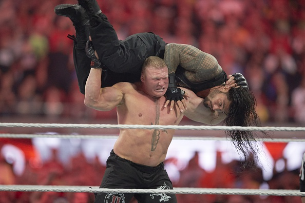 Brock Lesnar vuelve a firmar con la WWE 468728462