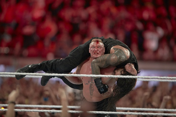 Brock Lesnar vuelve a firmar con la WWE 468728486