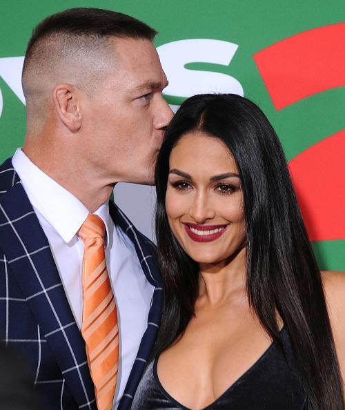 John Cena y Nikki Bella terminaron a menos de un mes de casarse 870681112