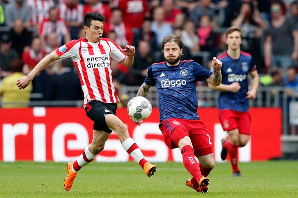 """Hirving """"Chucky"""" Lozano se corona con el PSV en Holanda 946540424"""
