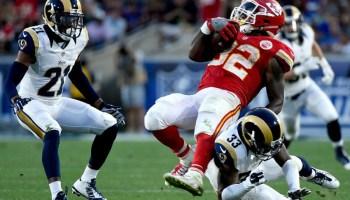 Chiefs y Rams