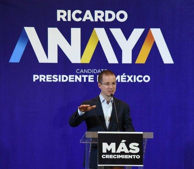 Ricardo Anaya promete aumentar el salario mínimo a partir de diciembre DagpycxVAAEN_C7