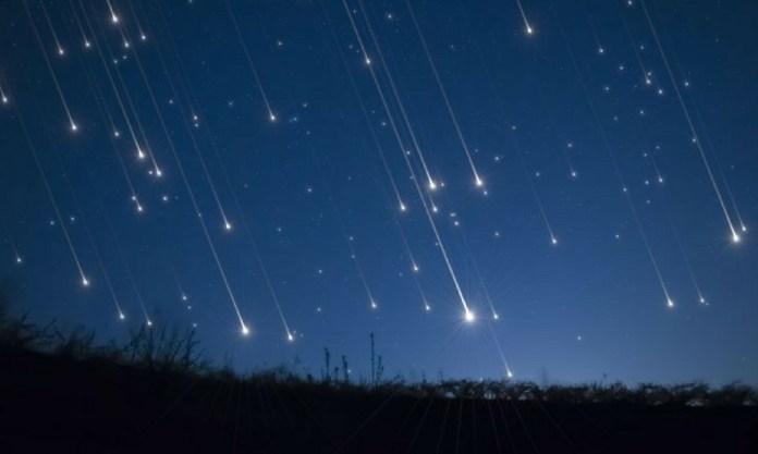 Resultado de imagen para La lluvia de meteoros de las Líridas iluminará el cielo antes de fin de mes