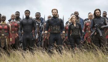 """Preventa de """"Avengers: Infinity War"""", Marvel"""