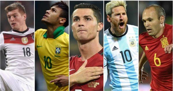 Rumbo a Rusia 2018, sube México en ranking de la FIFA ranking-fifa-2018-600x317