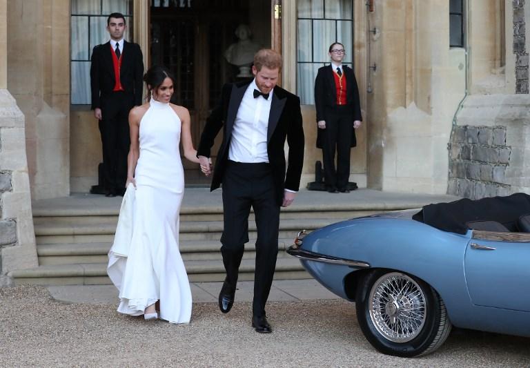 """El Príncipe Harry y Meghan Markle comienzan su nueva vida tras el """"triunfo"""" de su boda 000_156794"""