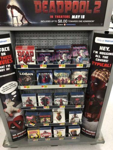 """Deadpool"" invadió las portadas de películas clásicas DdVxoJ6WAAAtkJn-375x500"