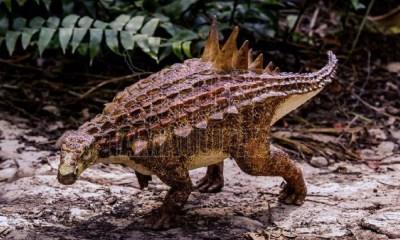 dinosaurio en México