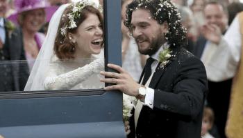 boda de Kit Harington y Rose Leslie
