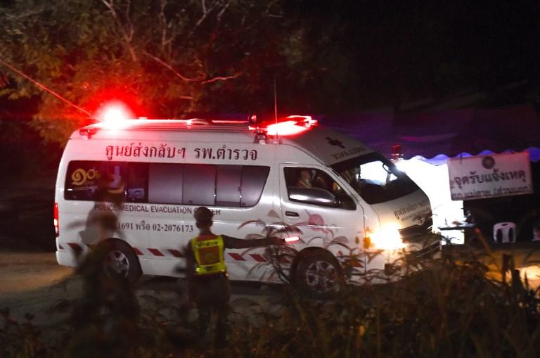 Crónica: así fue el rescate de los niños en Tailandia 000_17F1VR