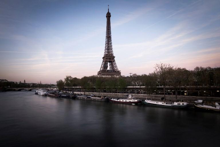Cerrarán la Torre Eiffel por la final del Mundial, no vaya a ser que alguien su suba por la euforia 000_17J5SM