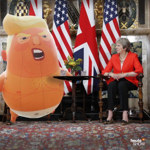 Fuerte protesta: Echan a volar a bebé Trump en Londres 1.jpg_792370018-600x600