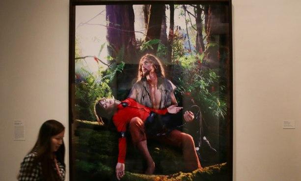 'Reviven' a Michael Jackson en la Galería Nacional de Retratos de Reino Unido 136207-GaleriaUno-600x360
