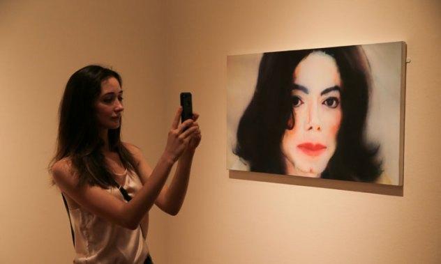'Reviven' a Michael Jackson en la Galería Nacional de Retratos de Reino Unido 136208-GaleriaUno-600x360