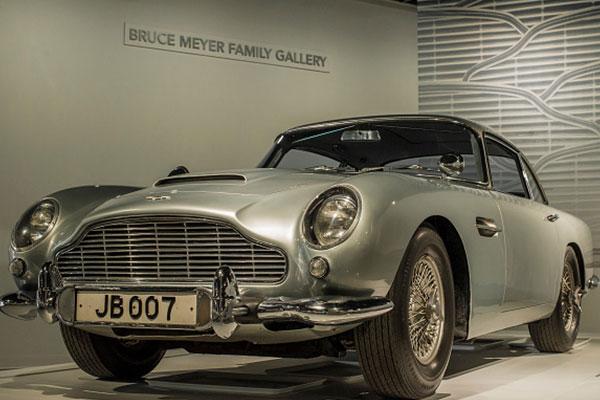 Los Alpes Suizos son sede del museo dedicado a James Bond Bond-Museo-2-600x400
