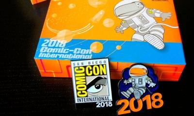 disfrutar de San Diego Comic-Con