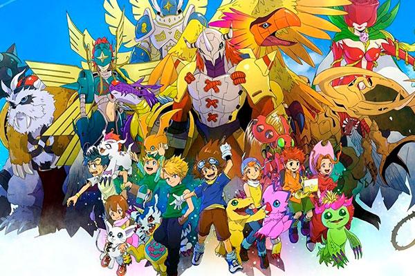 El regreso de una franquicia: anuncian nuevo juego de Digimon Digimon2-600x400