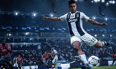 nuevo adelanto de 'FIFA 19'