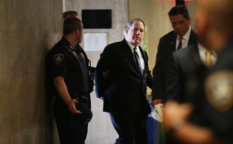 Weinstein vuelve a declararse inocente ante la tercera acusación de abuso sexual Harvey-1