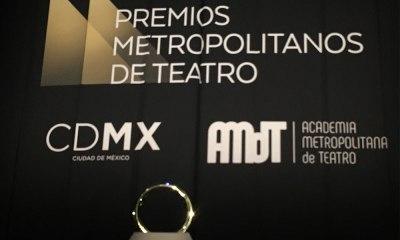 nominados a los Premios Metropolitanos de Teatro