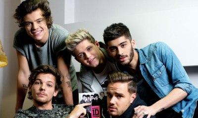 reunión de One Direction