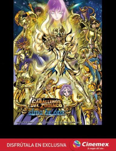 ¡Arde cosmos! 'Los Caballeros del Zodiaco' regresan al cine POSTER-CARTA-SIN-FECHAS-384x500
