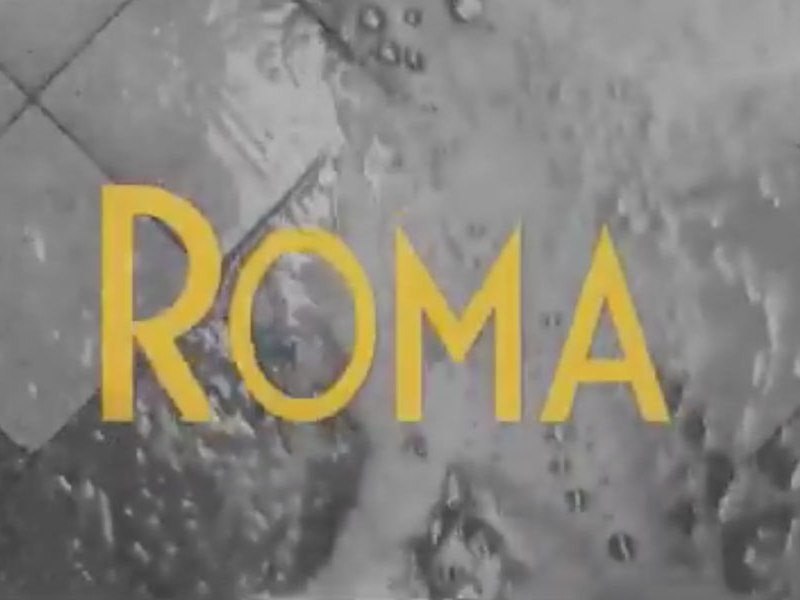 primer vistazo de 'Roma'