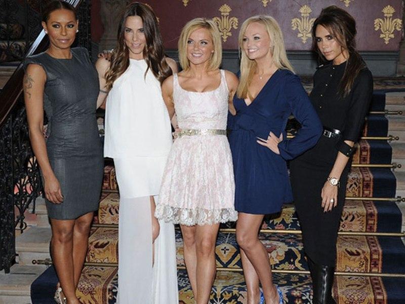 Reunión de las Spice Girls