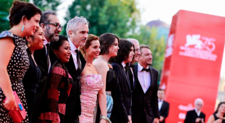 Alfonso Cuarón presentó la cinta 'Roma'