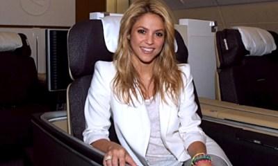 Shakira en la NASA