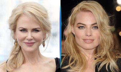 Nicole Kidman y Margot Robbie